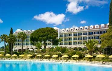 Hoteles para ir con ni os en algarve - Hoteles con piscina climatizada para ir con ninos ...